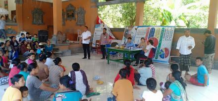 Bantuan Pangan Non Tunai (BPNT) KPM DESA MENGENING
